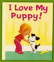 #1847 Parragon , I Love My Puppy,英文圖書,繪本 [課外書]