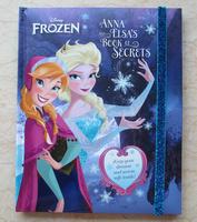 #1834 Disney Frozen, Anna and Elsa's Book of Secrets