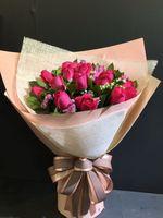 母親節19紅玫瑰紅玫瑰花束#AF2017015
