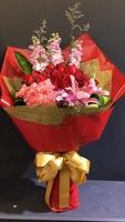 19枝紅玫瑰#A2017010