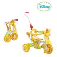 特價 正版 disney Winnie the Pooh 摺合 兒童 三輪車