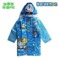 Doraemon 多啦A夢帶書包位小童雨褸 雨衣