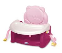Weina 加高 嬰兒 bb 餐椅 食飯椅 安全椅 增高坐椅 - 草莓色 4019
