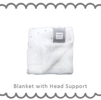 Capella Blanket with Head Support - 毛毯連頭枕