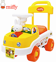 正版 miffy 寶寶豬仔車