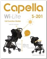 韓國 / Capella / S201 Wi-lite / 特價 / 高坐位 / 超輕量 / 雙向 / 嬰幼兒 / 可站立 / 單手收車 /手推車 4.3kg