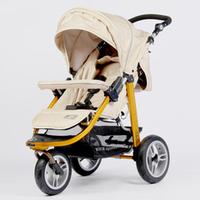 SeebabyT13A限量版豪華三輪bb嬰兒手推車