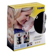 TOMY 雙肩式舒適型嬰兒背巾護背揹帶 X型揹帶 L0141