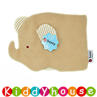 bb嬰幼兒用品~Sozzy可愛動物立體嬰兒肚圍/腹卷(啡小象) BB1193 現貨