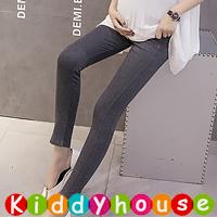 online香港孕婦時裝服飾專門店hk~顯瘦棉質孕婦托腹褲legging MB127 現貨