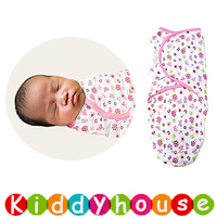 BB嬰兒用品/禮物精選~ Swaddle純棉嬰兒抱毯/襁褓/睡被(L碼) BB1270 現貨
