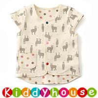 【售完】嬰幼兒bb衫~優質空氣純棉保暖雙面嬰兒小童背心馬甲 BB1555 現貨