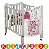 bb嬰兒用品~嬰兒床邊收納掛袋(四格) OT094 現貨