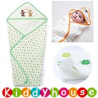 BB嬰兒用品~3層全棉紗布嬰兒包浴巾抱毯抱被 BB1628 現貨