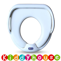 BB嬰兒用品~Chicco幼兒輔助廁所板 (白色) OT198 現貨