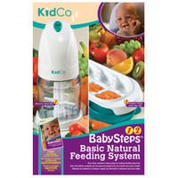 [嬰兒用品]BabySteps 基本餵食套裝 F2900