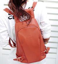 BAG1051 韓版型格仿皮背囊/書包