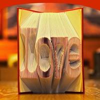 新款 DIY 手作 LOVE 3D立體情書 (求婚禮物,結婚宴佈置用品,女朋友男朋友 生日 情人節禮物 現貨)