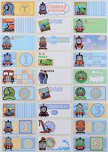 Thomas the Train ironing stickers 湯瑪士姓名貼布(可熨燙式)(洗水嘜)- 3013