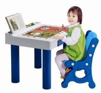 ((向日葵)) 香港行貨Haenim Toys 韓國兒童桌椅組合 學習桌椅 (單人)