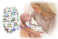 嬰兒抱被 新生兒用品 春夏薄款繈褓包巾 珊瑚絨法蘭絨天鵝絨抱毯 052