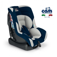((向日葵)) 香港行貨 意大利製造 Cam Gara Car Seat 嬰兒安全汽車坐椅 雙向安裝 可坐可躺 (初生至4歲)