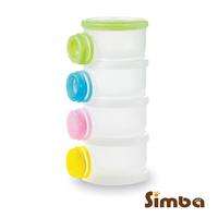 Simba 小獅王辛巴 溜滑梯專利衛生奶粉盒 食物盒 Q781