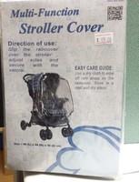 ((已售完)) top-be 全透明 防風雨篷雨擋雨罩可平訓嬰兒手推車BB車 實物拍攝(較大型專用) 105114