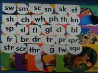 二手PM Alphabet blends phonics books