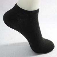 船襪( 純黑色)