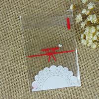 食品包裝袋/ 手工皂袋/ 糖果袋/ 餅乾袋/ 烘焙包裝    蝴蝶結款