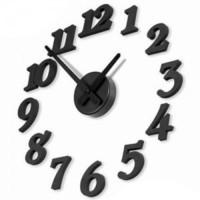 DIY立體數字掛鐘