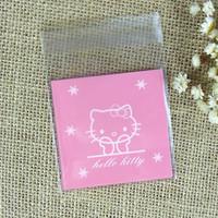 食品包裝袋/ 手工皂袋/ 糖果袋/ 餅乾袋/ 烘焙包裝    小貓kitty款