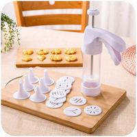 廚房家用DIY餅乾模 / 曲奇餅裱花槍 / 烘培套裝 / 烘焙必備
