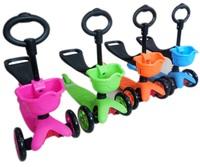 (已售出) 全新多功能3合1幼兒三輪車 兒童滑板車 代步車
