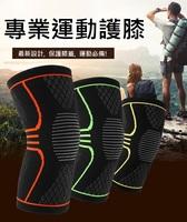 (已售出) 全新設計 新款專業運動高彈性 護膝