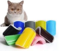 HK$28/1個 ~ 全新貓見貓愛止痕神器, 貓梳, 抓癢止癢, 平面, 直角, 牆角邊, 方枱腳邊均合