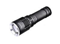 (SOLD OUT) 全新[小鋼炮L2可變焦強光LED手電筒] War Game, 探險, 單車頭燈, 汽車及家居備用