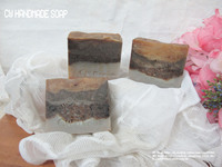 木瓜紅石泥美肌米皂 (美白去面黃去粒粒有機)