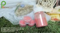 珠光粉5G-:桃紅珠光粉06