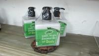 COCOAUS(澳思)100%冷壓初榨椰子油  250G