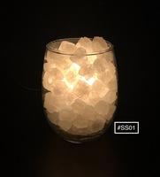 【實拍商品】蓋婭鹽晶 - 特式岩鹽鹽燈 (1入) #SS01