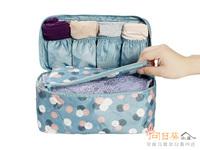 ((向日葵小屋)) [預訂]多功能 旅行 內衣收納包 收納袋 出差 防水 便攜 旅游套裝 整理 化妝包 內衣內褲 大容量 分類#HC10