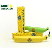 創意香蕉晴雨傘