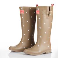 L-Rain春夏女士 雨靴 水鞋 防水 雨鞋 防滑 高筒
