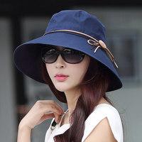 漁夫帽防晒/太陽帽 /防曬用品(3色)