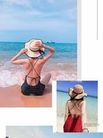 日韓款太陽帽/草帽/ 漁夫帽/沙灘帽/海邊防曬帽/防曬用品