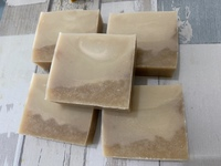 老薑咖啡髪皂 Ginger Black Sugar Cold Process Hair Soap