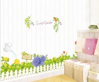 Sweet garden牆貼AY7222