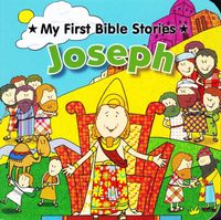 3296 紙板書 My First Bible Stories系列 -- Joseph 約瑟 [課外書]